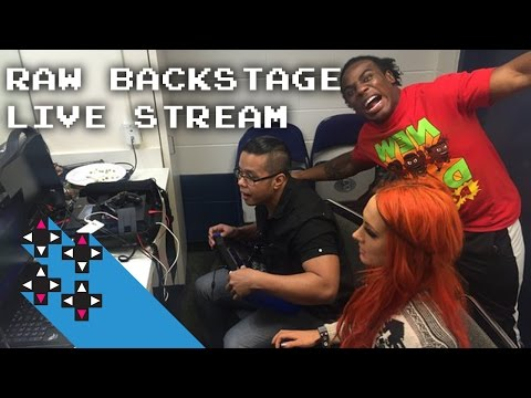 Superstar-packed live stream from Raw (Live Stream Week) - UpUpDownDown Streams
