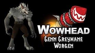 Genn Greymane Worgen