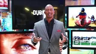 Spencer H. Wadama introducing SLS Dubai Hotel & Residences
