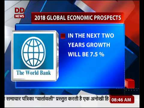 World Bank projects country's growth rate to 7.3 per cent in 2018