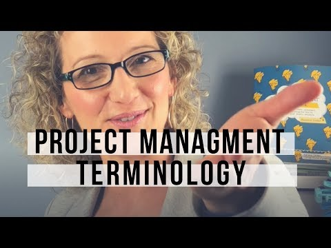 Project Management Terminology | 10 Terms Every Project Manager Should Know