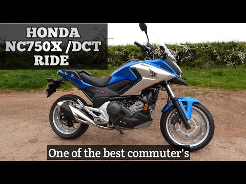 The Honda NC750 / DCT 2019 REVIEW