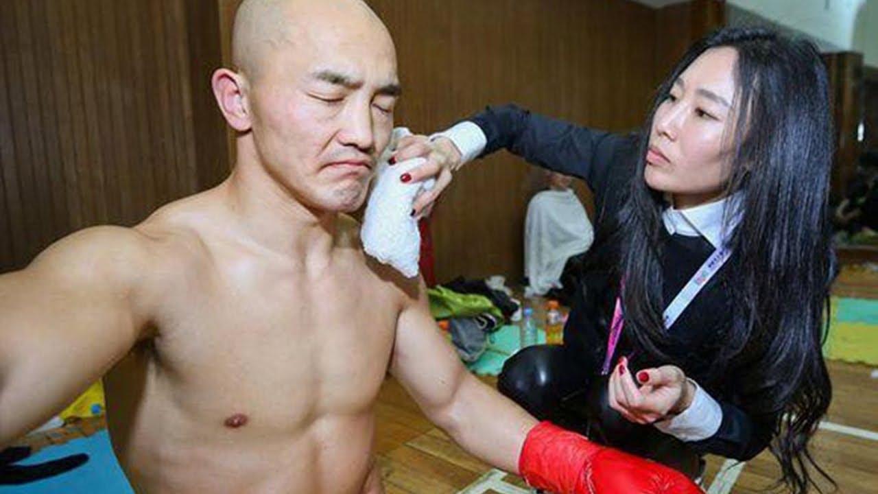 Lộ diện người đẹp luôn bên cạnh giúp Đệ nhất Yi Long
