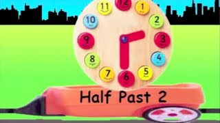 Learn Clock Train 2 - Learning To Tell Time For Kids
