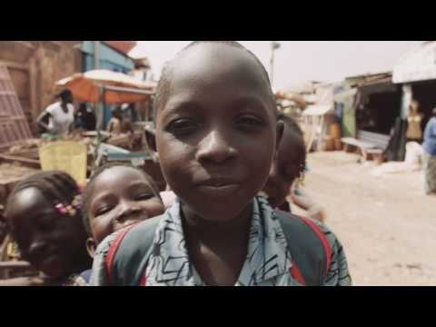 Helping Children in Burkina Faso
