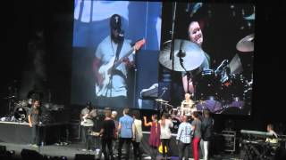 Israel Houghton and the Planetshakers Live in Manila - Drum & Guitar Solos