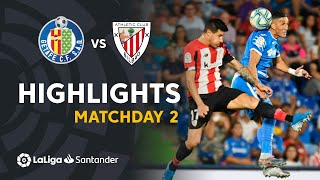 Highlights Getafe CF vs Athletic Club (1-1)