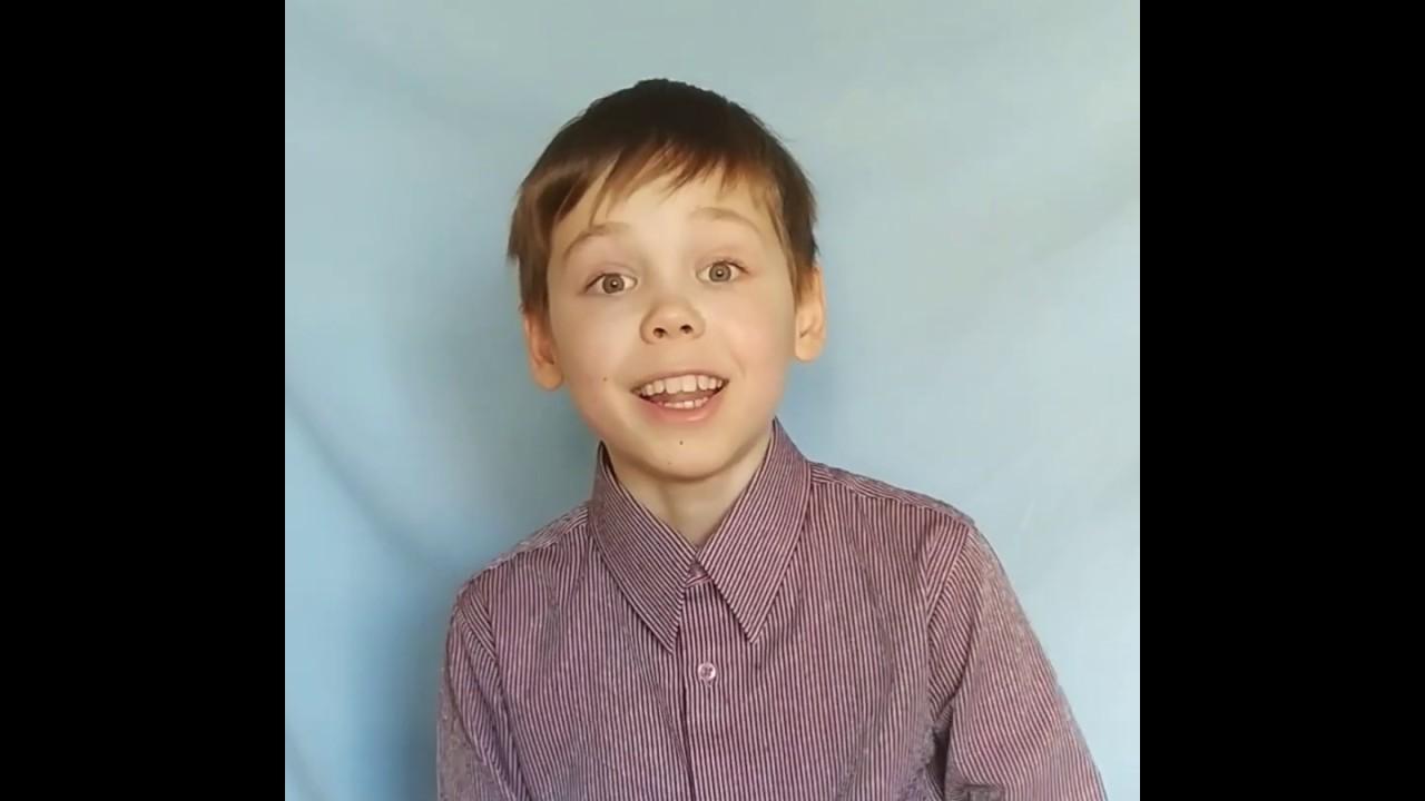 Ватолин Игорь, 9 лет. Басня Заяц и черепаха. - YouTube