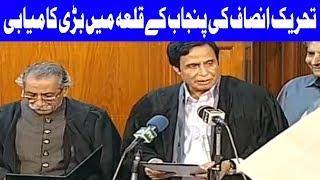 Breaking News Ch Pervaiz Elahi Elected as Speaker Punjab Assembly 16 August 2018 Dunya News