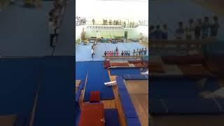первенство Магнитогорска по спортивной гимнастике