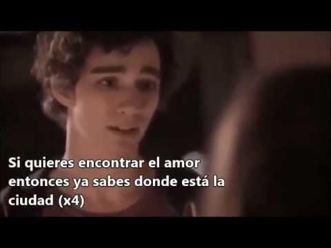 "The 1975: ""The City"" Traducida al español // Cli"