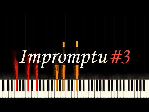 Impromptu Op.90 No.3 // SCHUBERT