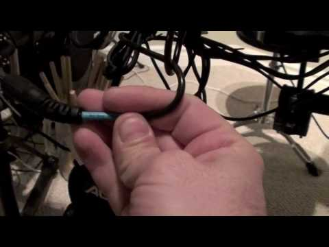 hqdefault dm5 cable setup youtube alesis dm10 wiring diagram at fashall.co