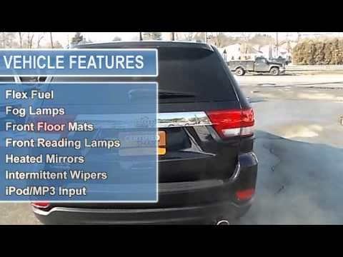 2011 Jeep Grand Cherokee Kelly Jeep Chrysler Lynnfield Ma 01940