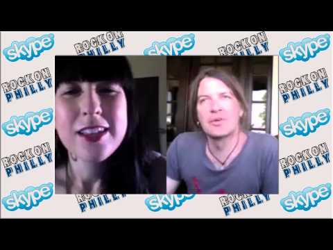 Courtney Taylor Taylor of the Dandy Warhols Interviews with Rock On Philly