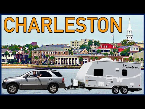 One Day in Beautiful Charleston, South Carolina - Traveling