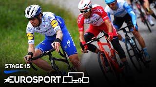 Vuelta a España - Stage 15 Highlights | Cycling | Eurosport