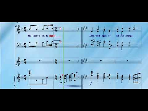 EVERLASTING LIGHT (Medley)SATB