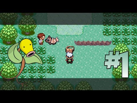Pokemon Emerald Randomizer Wedlocke Ep:1 - AMAR & FINIAN