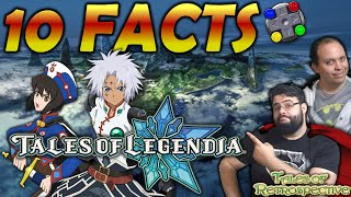 Top 10 Facts About - Tales of Legendia