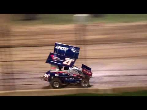 Dylan Kadous 21H Outlaw Feature 06.03.2017 Sweet Springs Motorsports Complex