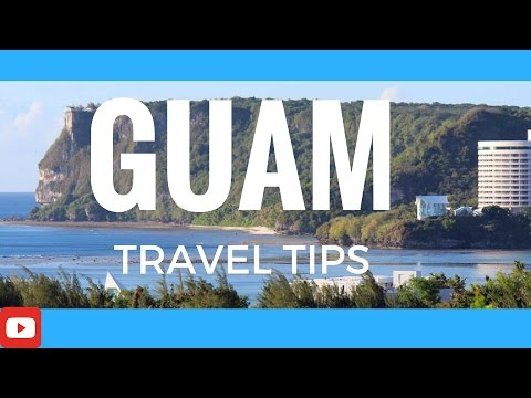 Travel Tips | Living in Guam Ep 1