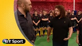Pitch demo: Adam Jones' tighthead masterclass | Rugby Tonight
