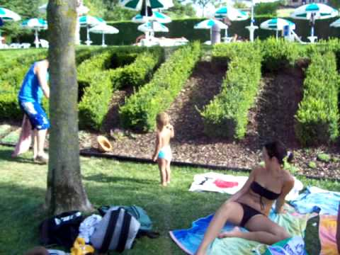 Michael piscina di Montecavolo di Quattro Castella