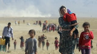 Iraq's Yazidis return home to Sinjar