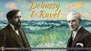 Classical Piano Music - Debussy & Ravel