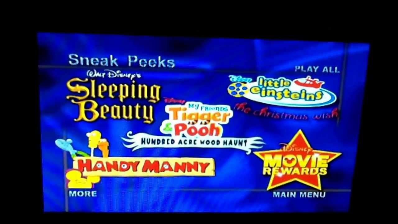 Mickey Mouse Clubhouse Storybook Surprises Dvd Menu Youtube