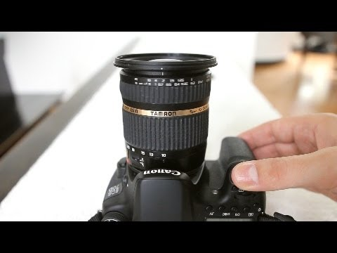 Tamron 10-24mm f/3.5-4.5 lens review (with samples) - YouTube