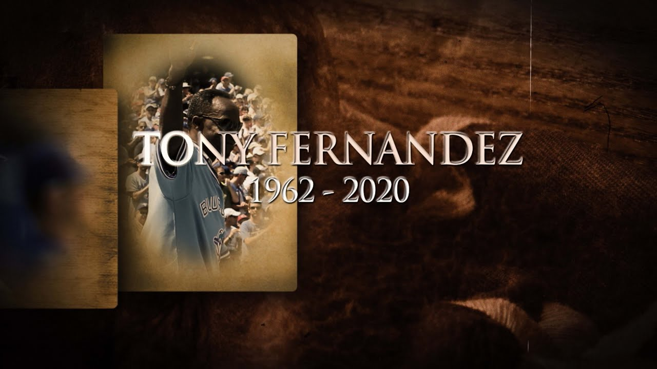 Tony Fernandez will be remembered for more than that Game 7 ...