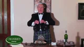Learn How To Addŗess a Haggis