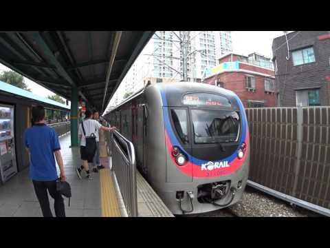 HUFS Subway Station, Seoul