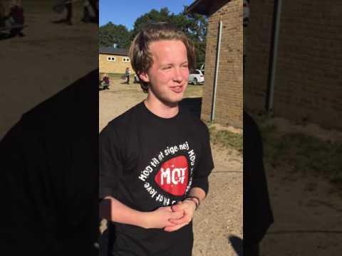 Marius fra Skødstrup Skole er Ung MOTivator