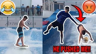 INSANE SURFING FAILS!! (HILARIOUS)