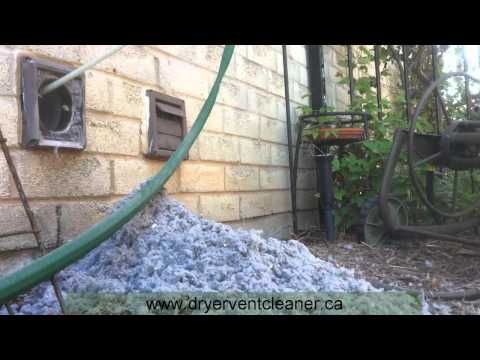 Why You Need To Clean Your Dryer Vent