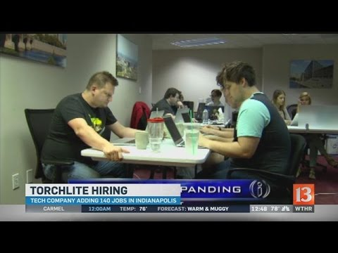 Inside Indiana Business: Torchlite & Leaving Jobs Unveiled