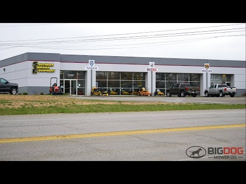 BigDog® Mower Co. Dealer Spotlight | Southern Indiana Equipment (Sellersburg)