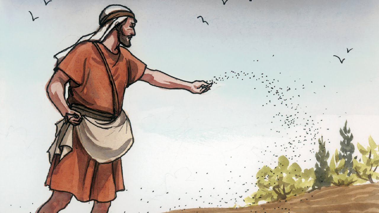 42 - the parable of the sower  tamil  88