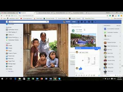 Unseen Facebook Chat On Browser Chrome - Really No Seen