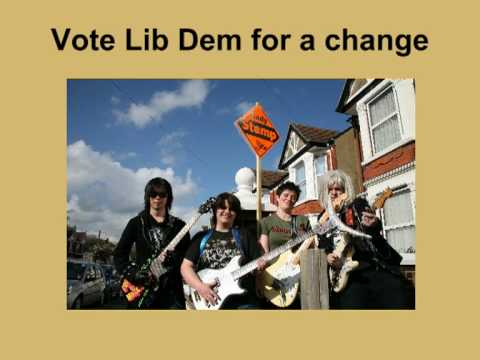 A Song For The Lib Dems
