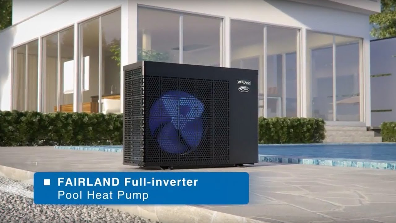 Pool Wärmepumpe Inverter What Is Full Inverter Pool Heat Pump