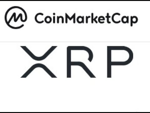 Coinmarketcap.com Has The Ripple XRP Marketcap Wrong