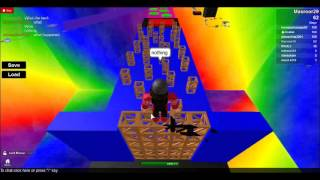Roblox pt 3 The super Obby