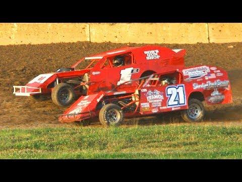 Econo Mod Heat Two | Eriez Speedway | 8-4-19
