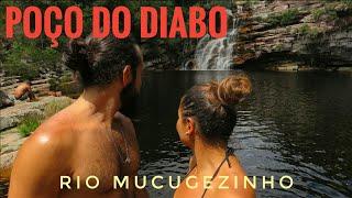 BAHIA- Chapada Diamantina- Rio Mucugezinho e Poço do Diabo. Vlog 17