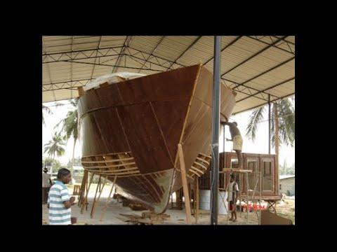 Boat Building Step By Step - NorthWest Marine