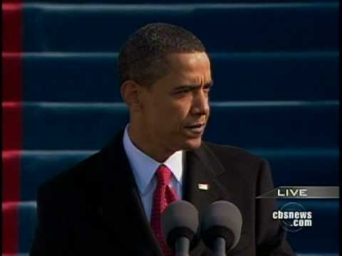 Obama addresses america mp3